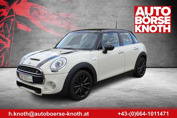 MINI Cooper SD bei Autobörse Knoth e.U. in