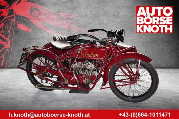 Indian Scout 600 bei Autobörse Knoth e.U. in
