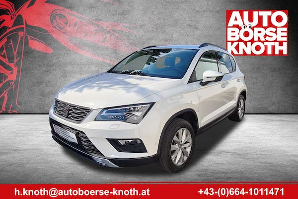 SEAT Ateca 1,4 Style ACT 4WD TSI bei Autobörse Knoth e.U. in