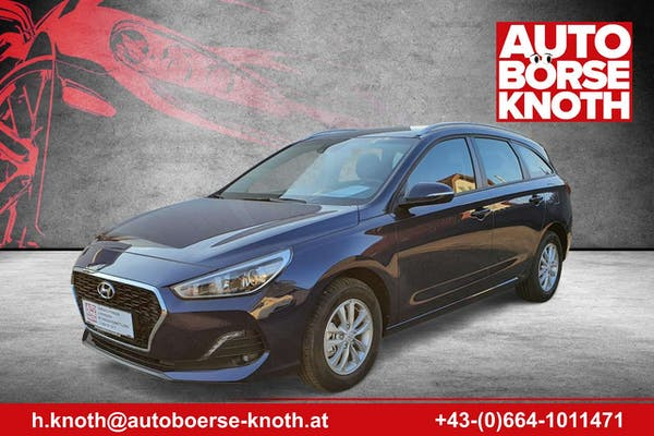 Hyundai i30 CW 1,4 MPI Level 3 Plus bei Autobörse Knoth e.U. in