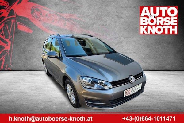 Volkswagen Golf Variant Comfortline BMT 1,6 TDI bei Autobörse Knoth e.U. in