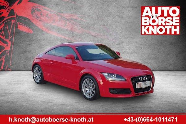 Audi TT Coupé 3,2 V6 quattro DSG bei Autobörse Knoth e.U. in