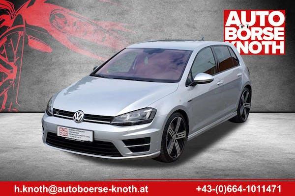 Volkswagen Golf R 2,0 TSI bei Autobörse Knoth e.U. in