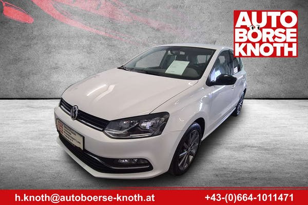 Volkswagen Polo Fresh BMT 1,4 TDI bei Autobörse Knoth e.U. in
