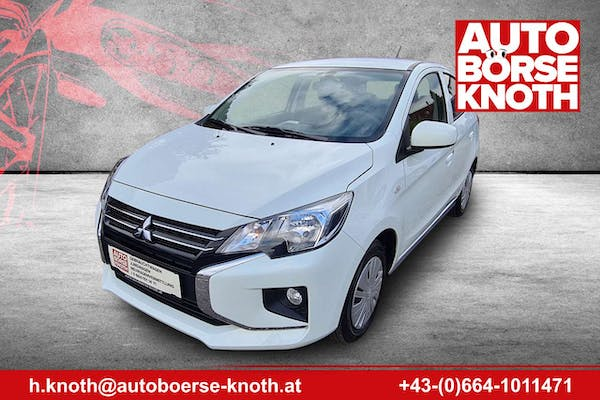 Mitsubishi Space Star 1,0 MIVEC Inform AS bei Autobörse Knoth e.U. in