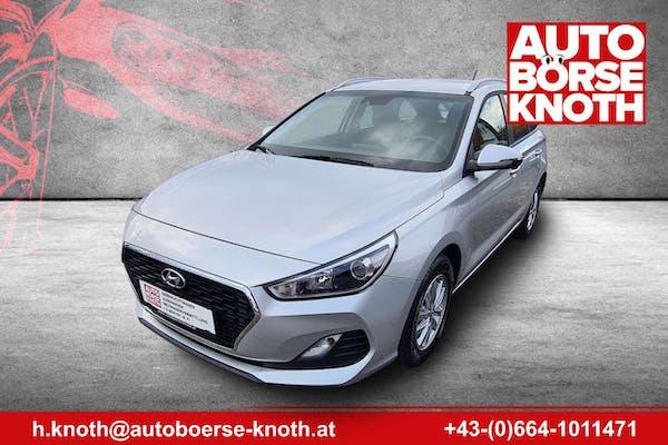 Hyundai i30 CW 1,4 MPI Click bei Autobörse Knoth e.U. in