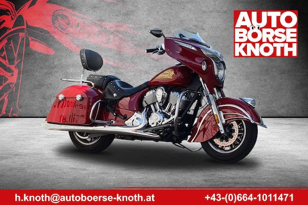 Indian Chieftain Classic bei Autobörse Knoth e.U. in