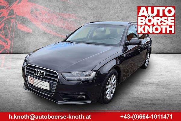 Audi A4 Avant 2,0 TDI Ultra bei Autobörse Knoth e.U. in