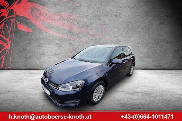Volkswagen Golf Trendline 1,6 BMT TDI bei Autobörse Knoth e.U. in