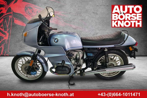 BMW R 100 RS bei Autobörse Knoth e.U. in