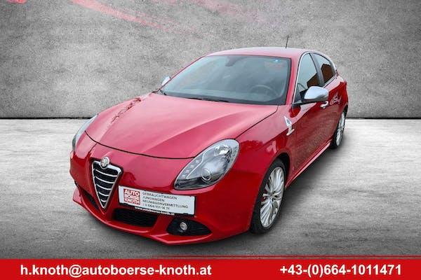 Alfa Romeo Giulietta 1750 TBi Quadrifoglio Verde bei Autobörse Knoth e.U. in