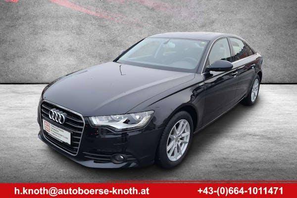 Audi A6 3.0 TDI Lim. (4G2) bei Autobörse Knoth e.U. in