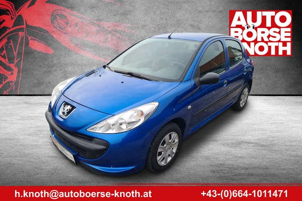 Peugeot 206 + Junior 1,1 bei Autobörse Knoth e.U. in