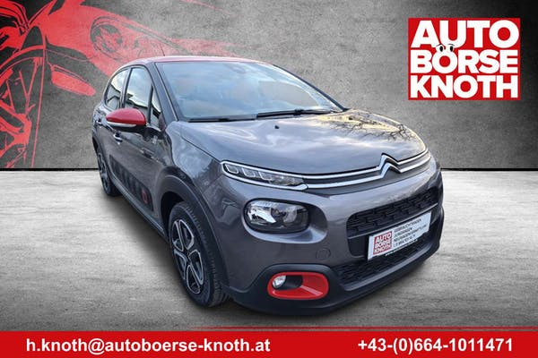 Citroen C3 Shine bei Autobörse Knoth e.U. in
