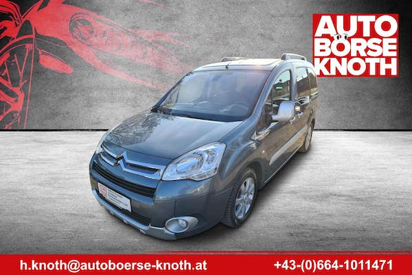 Citroen Berlingo 1,6 HDi 90 emotion FAP bei Autobörse Knoth e.U. in