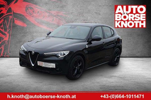 Alfa Romeo Stelvio Super Q4 (630) bei Autobörse Knoth e.U. in