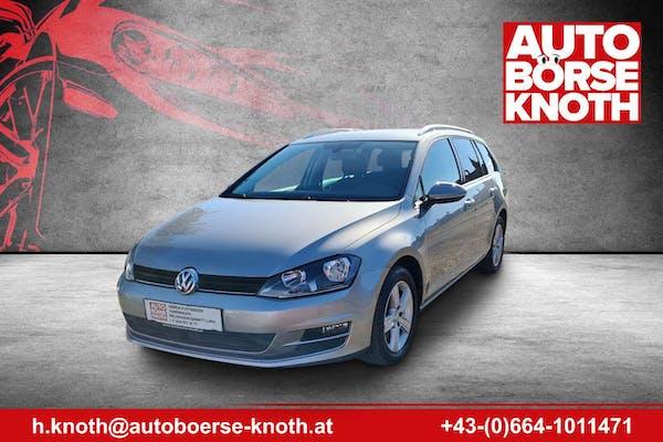Volkswagen Golf Variant Highline 1,6 TDI DSG bei Autobörse Knoth e.U. in