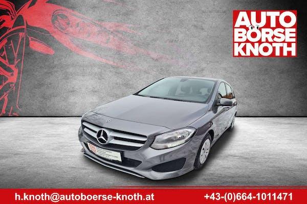 Mercedes-Benz B 180 CDI / d B -Klasse 246 Automatic! bei Autobörse Knoth e.U. in