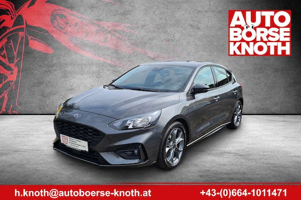 Ford Focus 1,5 EcoBoost ST-Line Aut. bei Autobörse Knoth e.U. in