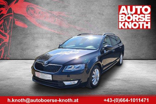 Skoda Octavia Ambition Combi  1,6TDI bei Autobörse Knoth e.U. in