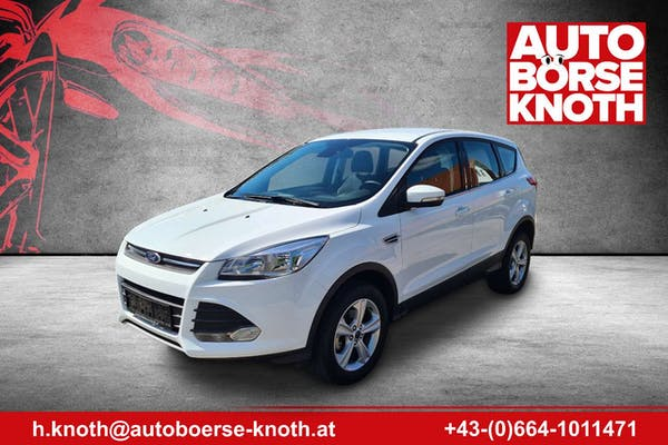 Ford Kuga Trend 1,5 ECO bei Autobörse Knoth e.U. in