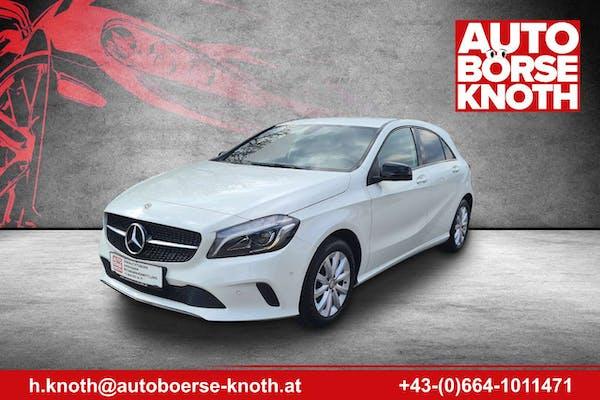 Mercedes-Benz A 180 CDI / d BlueEfficiency A -Klasse Austria Edition bei Autobörse Knoth e.U. in