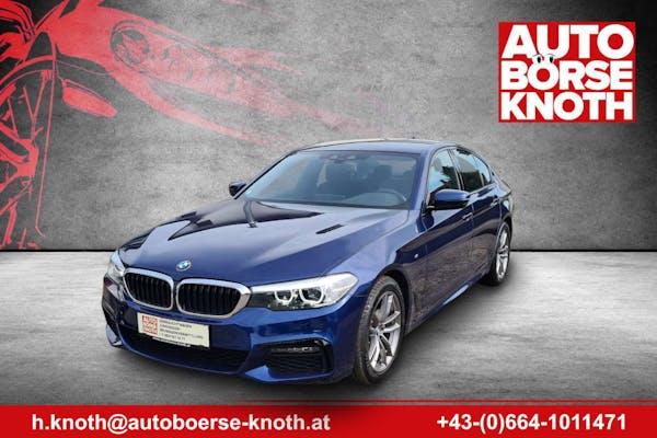 BMW 520 d xDrive M Sport Lim. (G30) bei Autobörse Knoth e.U. in