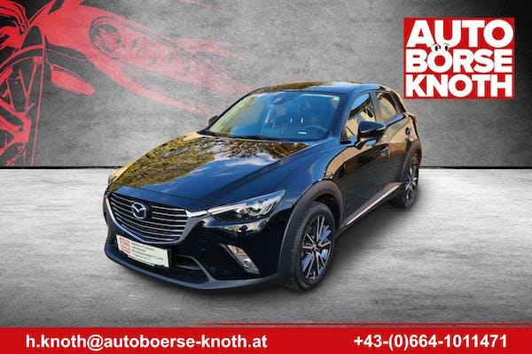 Mazda CX-3 CD105 Revolution bei Autobörse Knoth e.U. in