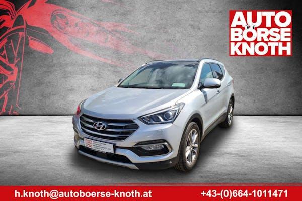 Hyundai Santa Fe 2,2 CRDi 4WD Start-Stopp Aut. Platin bei Autobörse Knoth e.U. in