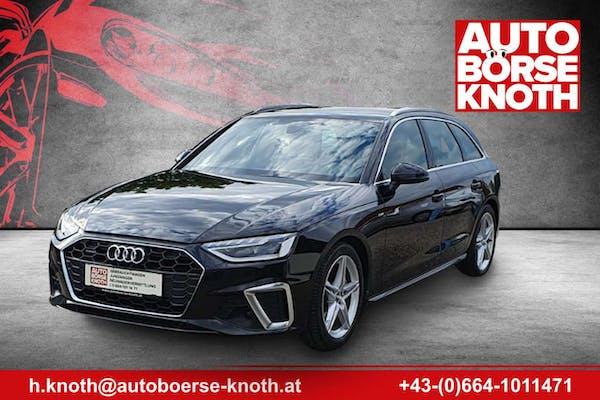 Audi A4 40 TDI quattro S line Avant (8WD) bei Autobörse Knoth e.U. in